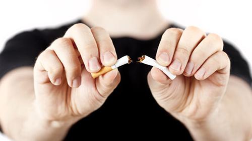 Từ bỏ thuốc lá