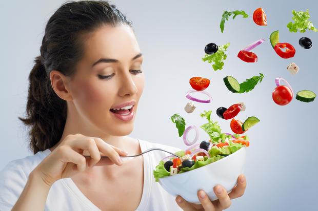 Xây dựng khẩu phần ăn uống khoa học