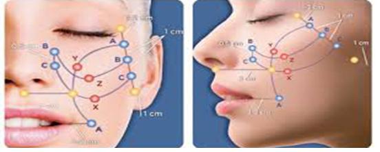 Bằng công nghệ FACE SYSTUM 4 trong 1 đến từ ÁO , đây là một công nghệ đa năng trong việc trẻ hóa da
