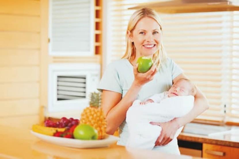 Sau sinh nhiều chị em mong muốn giảm cân để lấy lại vóc dáng