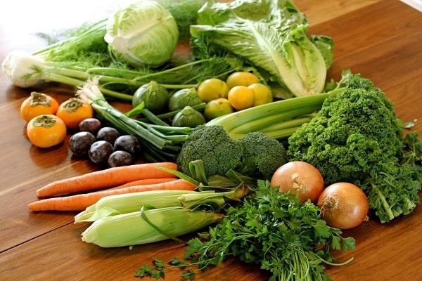 Ăn rau quả đúng cách để giảm cân