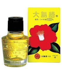 Sử dụng Camellia Oil tự nhiên để làm sạch da