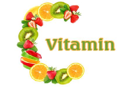 Đưa thật nhiều Vitamin C vào cơ thể